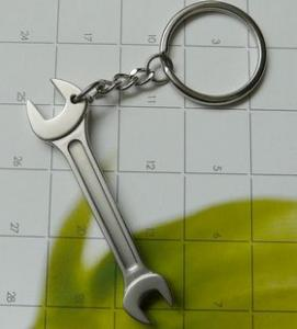 Double Spanner Keychains