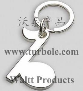 Music Note Keychains, Musis Keychains